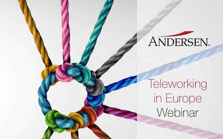 Teleworking in Europe Webinar