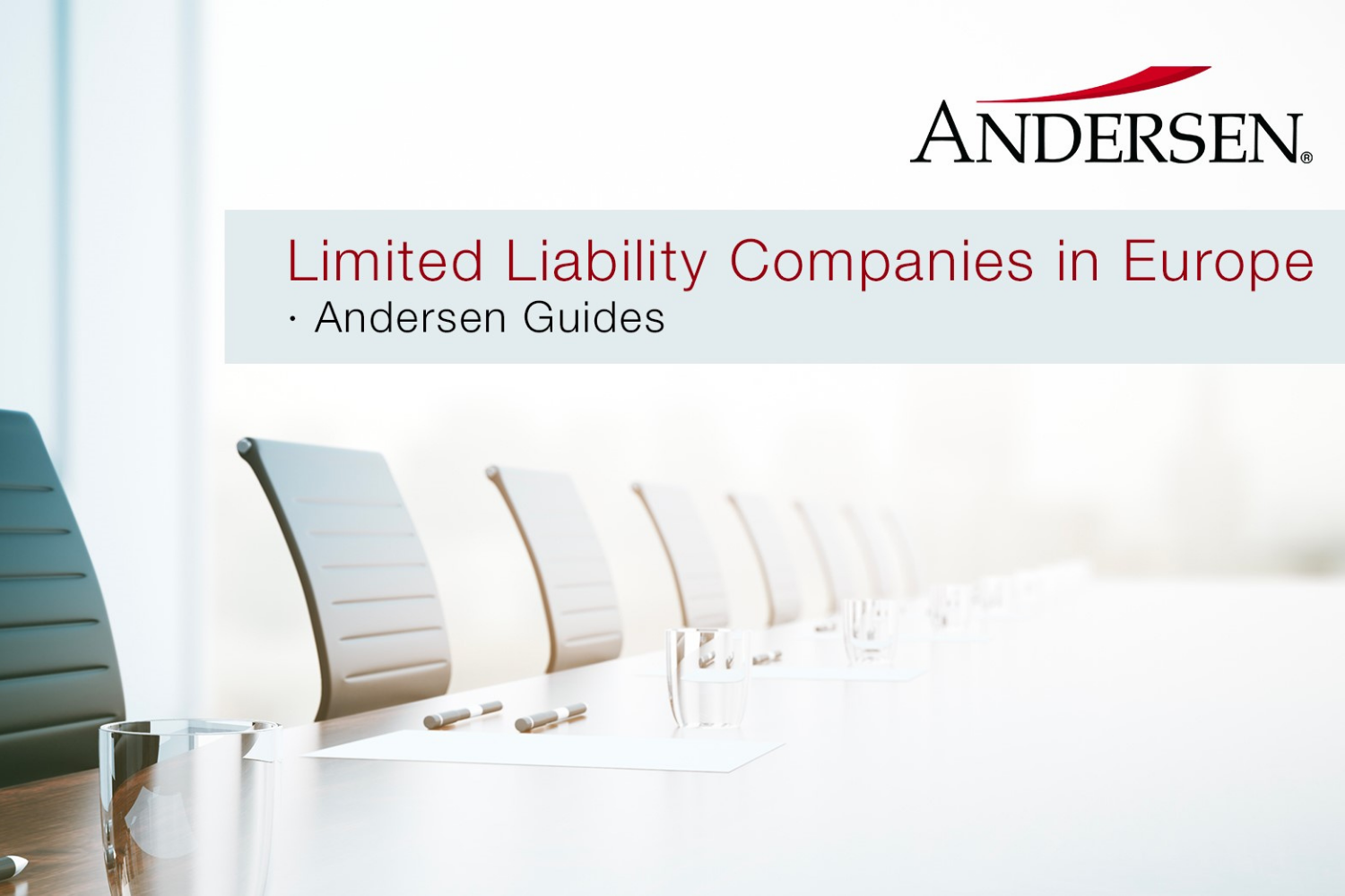 Andersen Guides: Limited Liability Companies in Europe